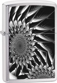 Zapalovač Zippo Metal Abstract 29061