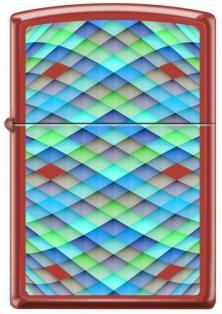 Zapalovač Zippo Abstract Rainbow 0585