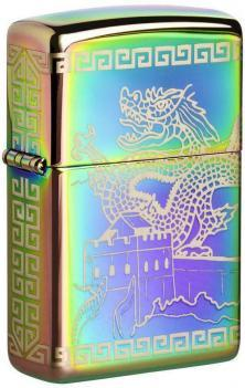 Zapalovač Zippo Great Wall of China 49045