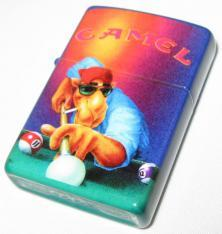 Zapalovač Zippo Camel Joe Pool Player 1993