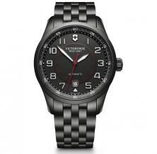 Hodinky Victorinox Airboss Mechanical Black Edition 241740