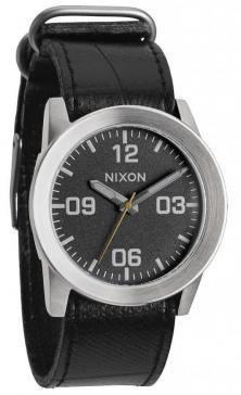 Hodinky Nixon Private Black Tape A049 1892