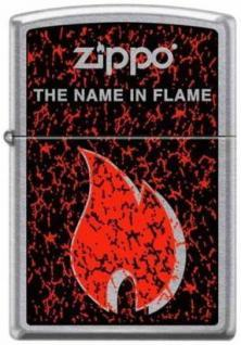 Zapalovač Zippo The Name In The Flame 7011