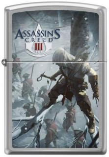 Zapalovač Zippo 4336 Assassins Creed