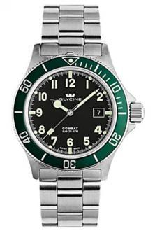 Hodinky Glycine Combat SUB Automatic  3863.19AT2