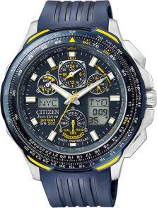 Hodinky Citizen JY0064-00L Blue Angels Skyhawk Radiocontroll