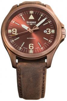 Hodinky Traser P67 Officer Automatic Bronze Brown 108073