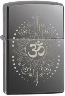 Zapalovač Zippo Lotus With Ohm Design 2079