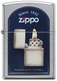 Zapalovač Zippo Authorized Dealer 1171
