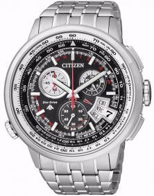 Hodinky Citizen BY0010-52E Chrono Radiocontrolled