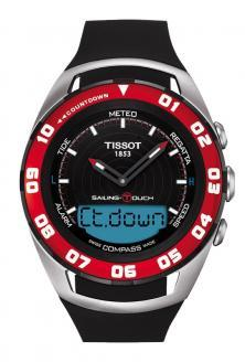 Hodinky Tissot Sailing Touch T056.420.27.051.00  - 40 %