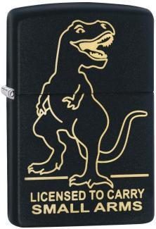Zapalovač Zippo Licensed to Carry Small Arms 29629