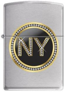 Zapalovač Zippo New York In Diamonds 3651