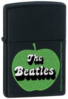 Zapalovač Zippo Beatles - Green Apple 26355