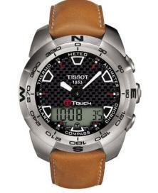 Hodinky Tissot T-Touch Expert T013.420.46.201.00