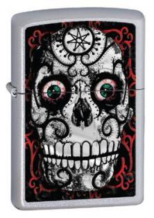 Zapalovač Zippo Skull - Day of the Dead 24883