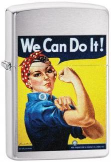 Zapalovač Zippo US Army We Can Do It 29890