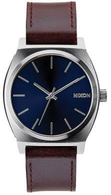 Hodinky Nixon Time Teller Blue Brown A045 1524