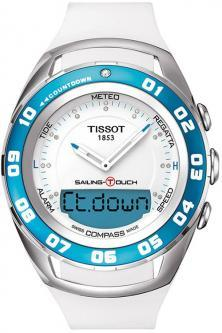 Hodinky Tissot Sailing Touch T056.420.17.016.00  - 35 %