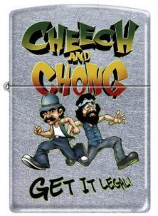 Zapalovač Zippo Cheech and Chong 1792