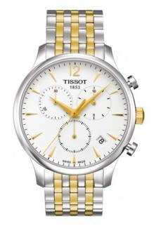Hodinky Tissot Tradition Chronograph T063.617.22.037.00