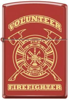 Zapalovač Zippo Volunteer Firefighters 0796