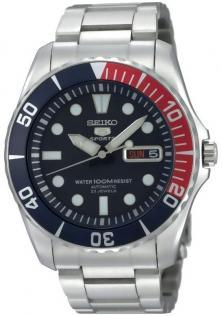 Hodinky Seiko 5 Sports SNZF15K1 Automatic Diver