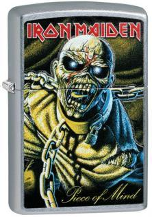 Zapalovač Zippo Iron Maiden Piece of Mind 29876