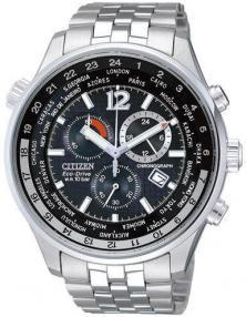 Hodinky Citizen AT0360-50E Chronograph World Time