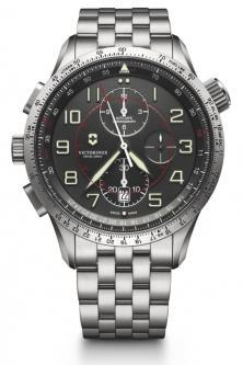 Hodinky Victorinox Airboss Mach 9 Mechanical Chronograph 241722