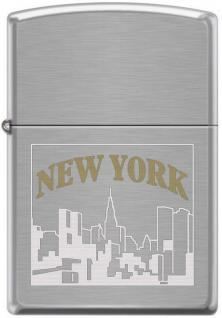 Zapalovač Zippo New York City Theme 2116