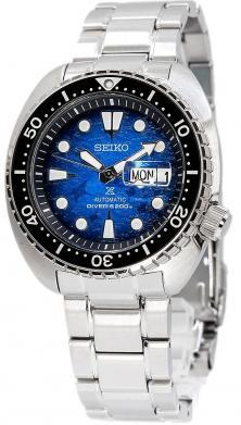 Hodinky Seiko SRPE39K1 Save The Ocean Turtle Manta Ray King Turtle