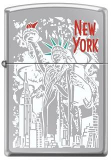 Zapalovač Zippo New York Statue Of Liberty 5695