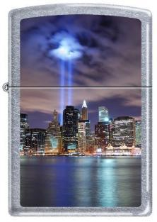 Zapalovač Zippo WTC Twin Towers - Lights 0233