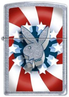 Zapalovač Zippo Playboy Stars and Stripes 9524