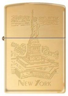 Zapalovač Zippo New York Statue Of Liberty 6526