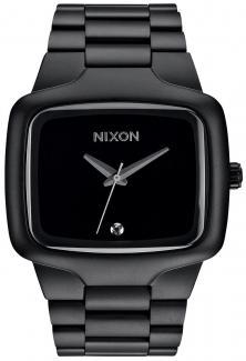 Hodinky Nixon Big Player All Black A487 524