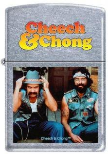 Zapalovač Zippo Cheech and Chong 8754
