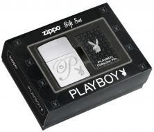 Zapalovač Zippo Playboy Pin & Lighter 22670