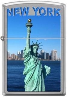 Zapalovač Zippo Statue of Liberty New York 8934