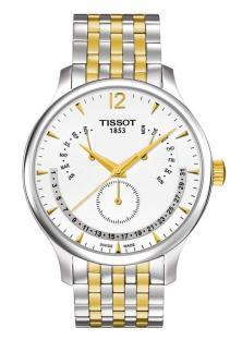 Hodinky Tissot Tradition Perpetual Calendar T063.637.22.037.00