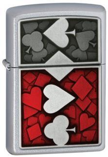 Zapalovač Zippo Suited 500 Million Edition 2012