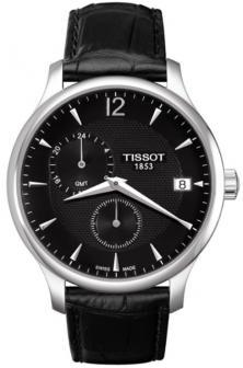 Hodinky Tissot Tradition GMT T063.639.16.057.00