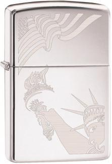 Zapalovač Zippo USA Flag and Statue of Liberty 2265