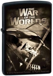 Zapalovač Zippo The War of the Worlds 9199