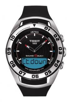 Hodinky Tissot Sailing Touch T056.420.27.051.01 - 40 %
