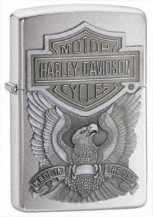 Zapalovač Zippo HD Made In Usa Emblem 21578
