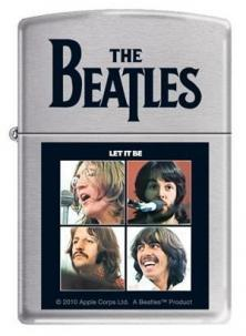 Zapalovač Zippo Beatles Let It Be 3884
