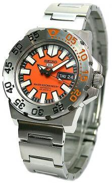 Hodinky Seiko 5 Sports SNZF49K1 Automatic Diver