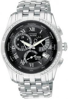 Hodinky Citizen BL8040-50E Calibre 8700 Diamonds 36